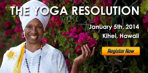 The Yoga Resolution