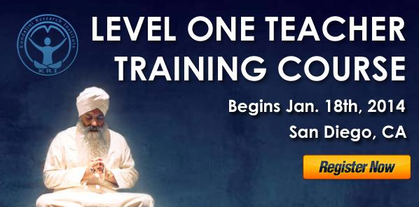 Level 1 Kundalini Yoga Teacher Training: San Diego