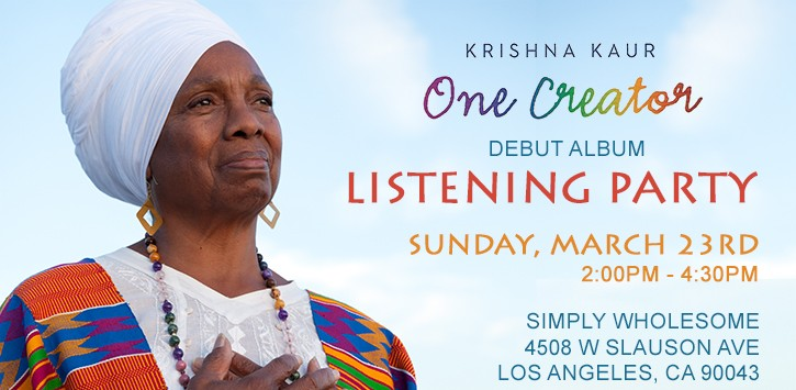 One Creator Album Listening Party