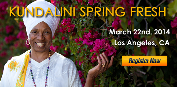 Kundalini Spring Fresh Workshop