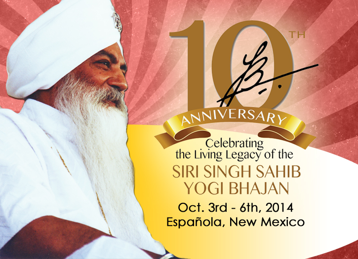 Yogi Bhajan-10th-Anniversary-Flyer-Front-Web Version