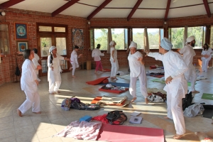 Conscious communication kundalini training