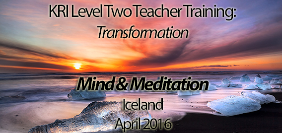 Mind & Meditation in Iceland