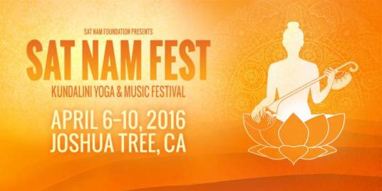 Sat Nam Fest West