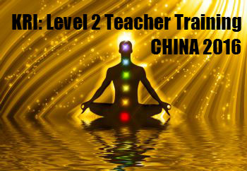 China -Level 2 KRI Teacher Training