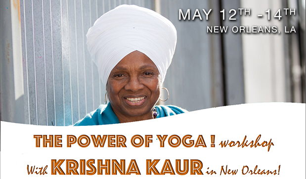 The Power of Yoga – New Orleans, LA