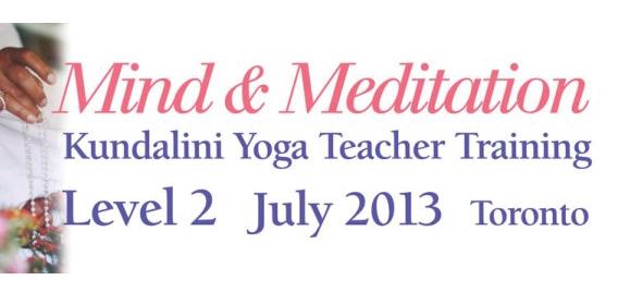 Level 2 Teacher Training @ The Wellness Path