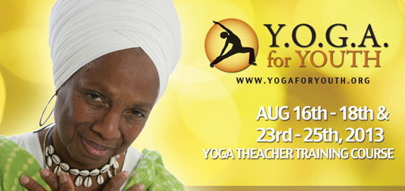Y.O.G.A. for Youth Teacher Training: Los Angeles