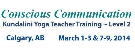 KRI Level 2 Training: Conscious Communication – Alberta, Canada