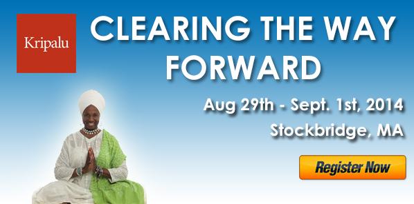 Clearing The Way Forward – Kundalini Yoga Workshop: Stockbridge, MA