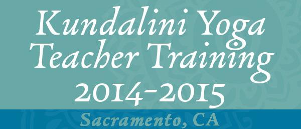 KUNDALINI YOGA TEACHER TRAINING: SACRAMENTO