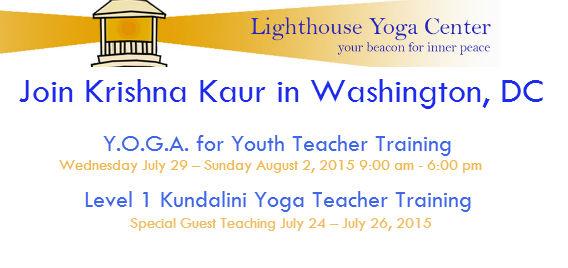 Krishna Kaur in Washington, D.C.