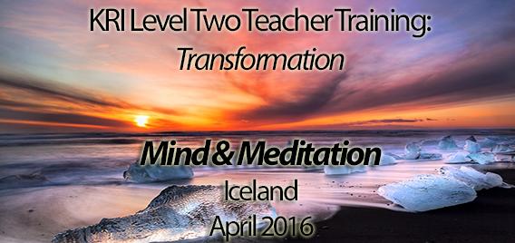 Mind & Meditation in Iceland